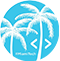 Palm Tree Code Logo